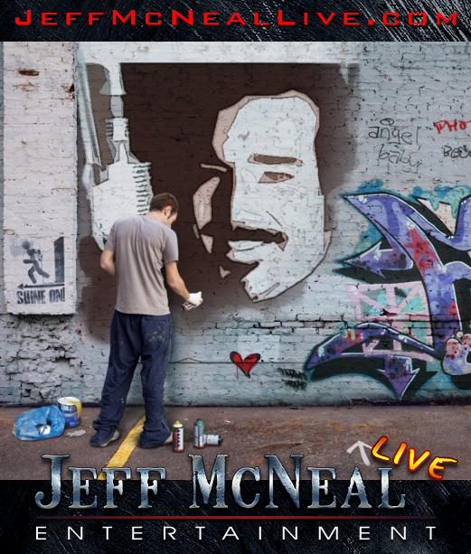 Jeff McNeal Live Entertainment Lead Singer, Vocalist and Recording Artist.